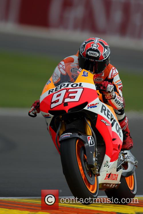 Valencia and Marc Marquez 6