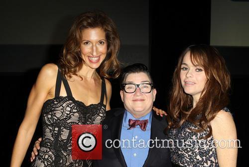 Alysia Reiner, Lea Delaria and Taryn Manning 3