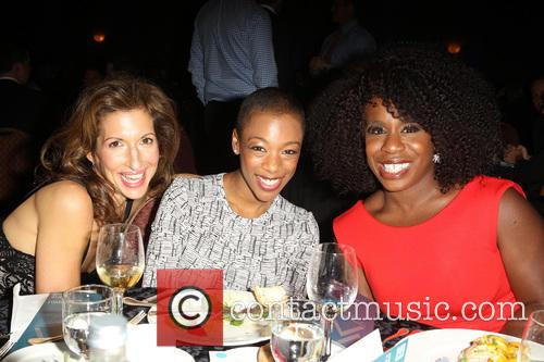 Alysia Reiner, Samira Wiley and Uzo Aduba 2