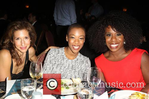 Alysia Reiner, Samira Wiley and Uzo Aduba 8