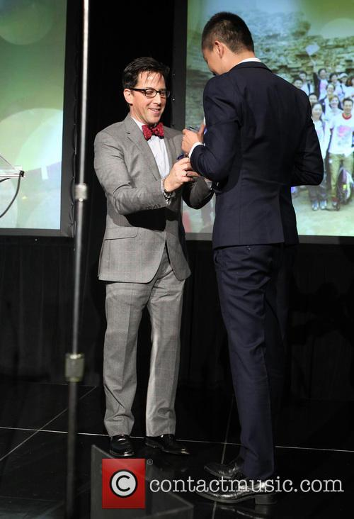 Dan Bucatinsky and Xiaogang Wei 6