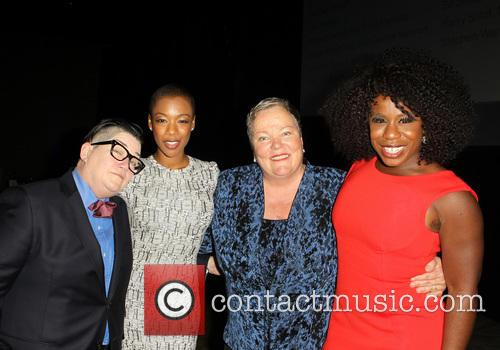 Lea Delaria, Samira Wiley, Lori Jean and Uzo Aduba 9