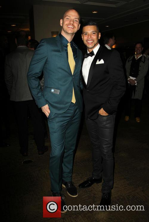 Peter Paige and Wilson Cruz 4