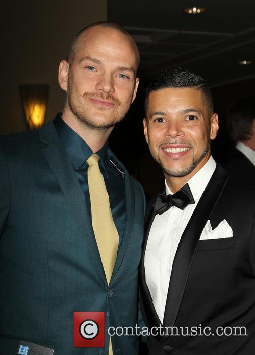 Peter Paige and Wilson Cruz 5