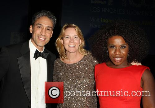Ron, Laurel Holloman and Uzo Aduba 4