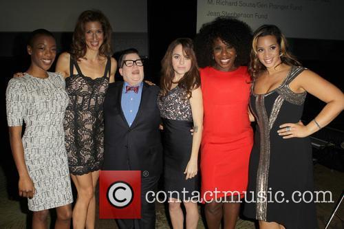 Samira Wiley, Alysia Reiner, Lea Delaria, Taryn Manning, Uzo Aduba and Dascha Polanco 4