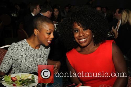 Wiley and Uzo Aduba 2