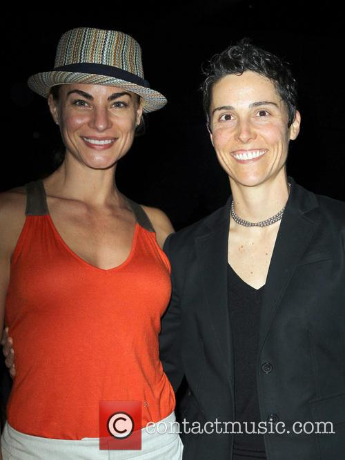 Traci Dinwiddie and Guest 2