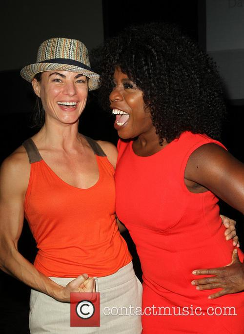 Traci Dinwiddie and Uzo Aduba 3