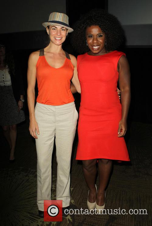 Traci Dinwiddie and Uzo Aduba 4