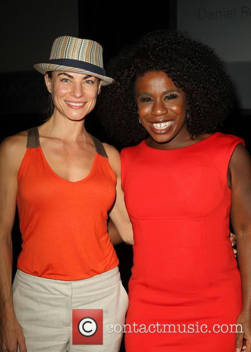 Traci Dinwiddie and Uzo Aduba 7