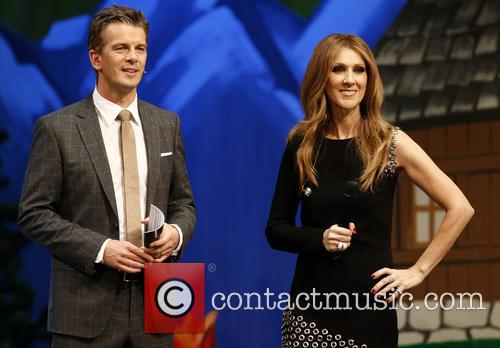 Markus Lanz and Celine Dion 3