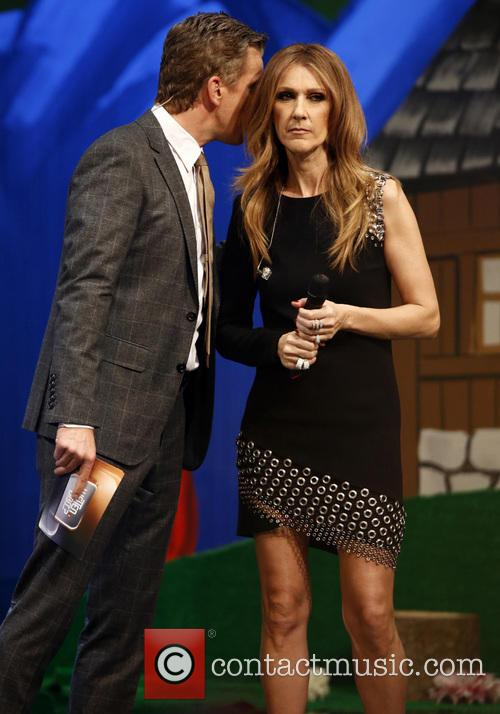 Markus Lanz and Celine Dion 4