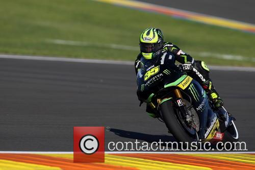 Valencia and Cal Crutchlow 9