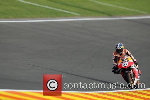 Valencia and Dani Pedrosa 11