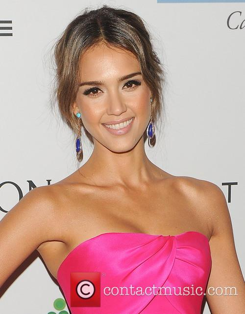 Jessica Alba, The Book Bindery