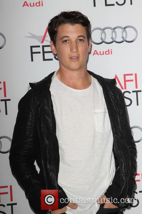 Miles Teller, TCL Chinese Theatre
