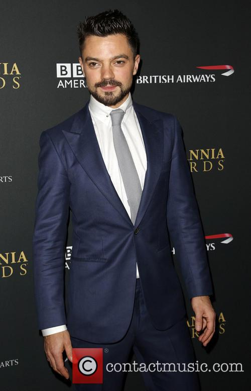 Dominic Cooper, The Beverly Hilton Hotel, Beverly Hilton Hotel