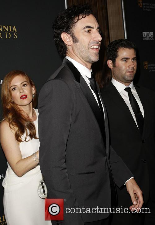 2013 BAFTA Los Angeles Jaguar Britannia Awards