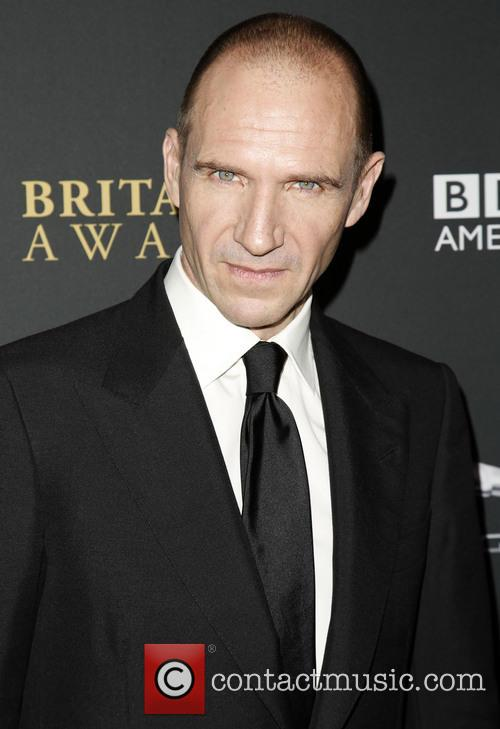 Ralph Fiennes, The Beverly Hilton Hotel, Beverly Hilton Hotel