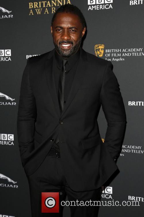 Idris Elba, BAFTA LA Britannia Awards