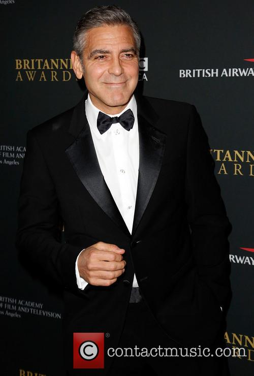 george clooney 2013 bafta los angeles jaguar 3945253