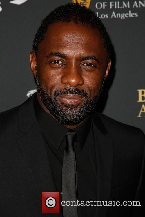 Idris Elba, The Beverly Hilton Hotel, Beverly Hilton Hotel