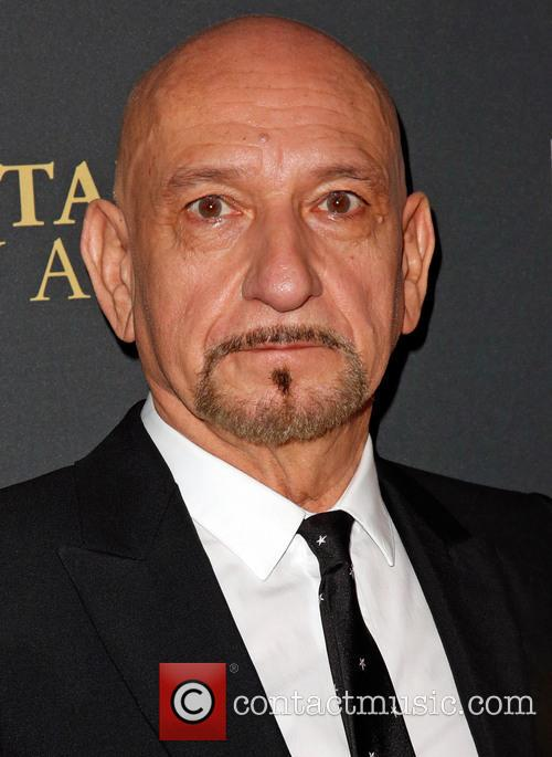 Sir Ben Kingsley 5