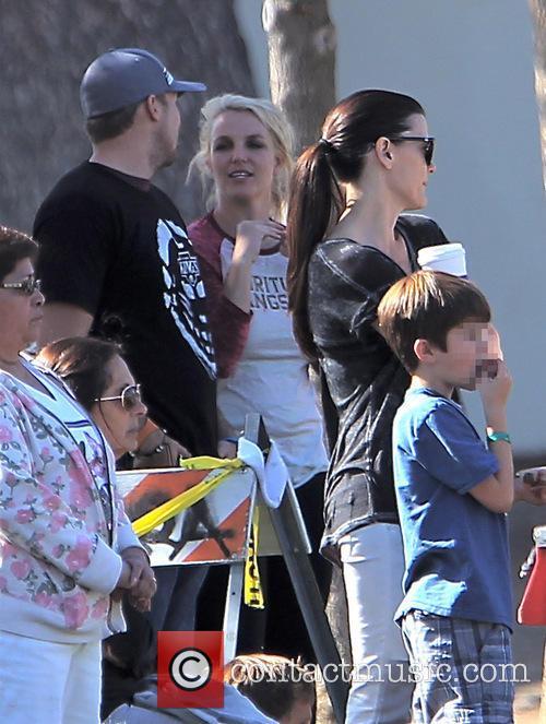 Britney Spears and David Lucado 14