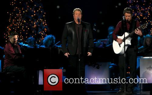 Rascal Flatts, Joe Don Rooney, Gary LeVox and Jay DeMarcus 9