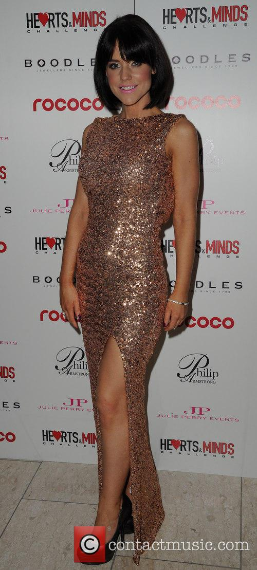 Celebrities At Hearts And Minds Las Vegas Ball