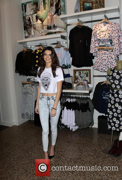 kendall jenner kendall and kylie jenner launch 3945520