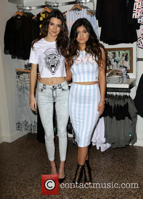 Kendall Jenner and Kylie Jenner 2