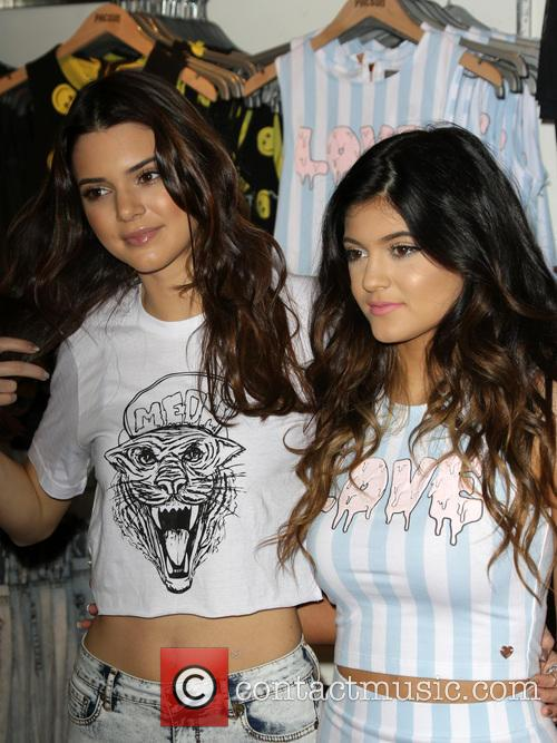 Kendall Jenner and Kylie Jenner 4