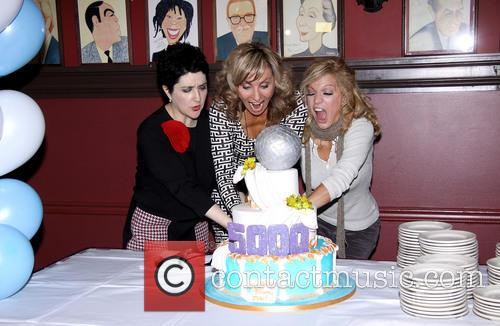 Mamma Mia! 5,000th Performance-After Party