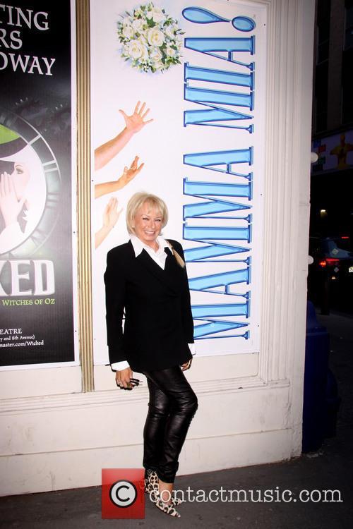 Mamma Mia! 5,000th Performance-Arrivals