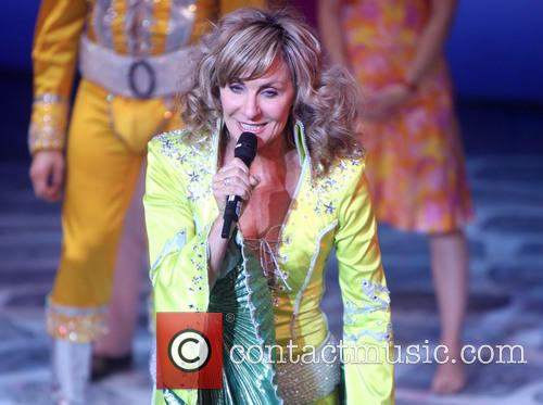 Mamma Mia! 5,000th Performance-Curtain Call