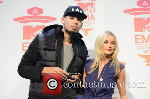 Afrojack and Laura Whitmore 7