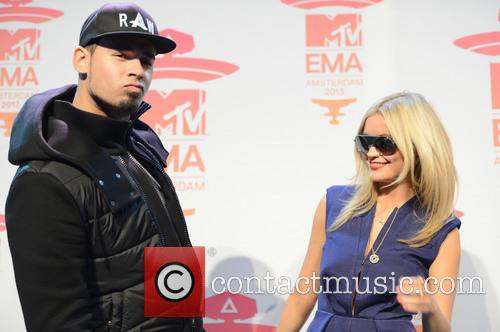 Afrojack and Laura Whitmore 8