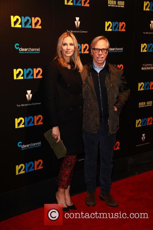Dee Ocleppo and Tommy Hilfiger 2