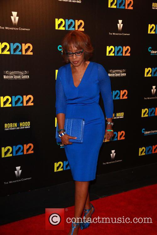 Gayle King, Ziegfeld Theater