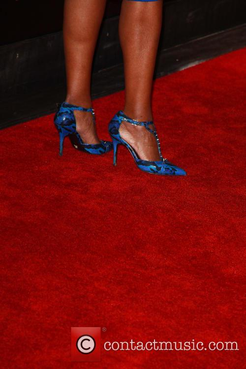 Gayle King and Shoes 4