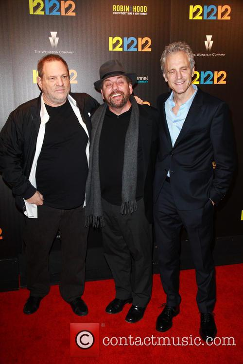 Harvey Weinstein, James Dolan and John Sykes 3