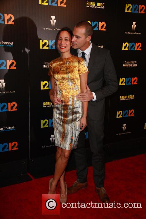 Cristen Barker and Nigel Barker 2