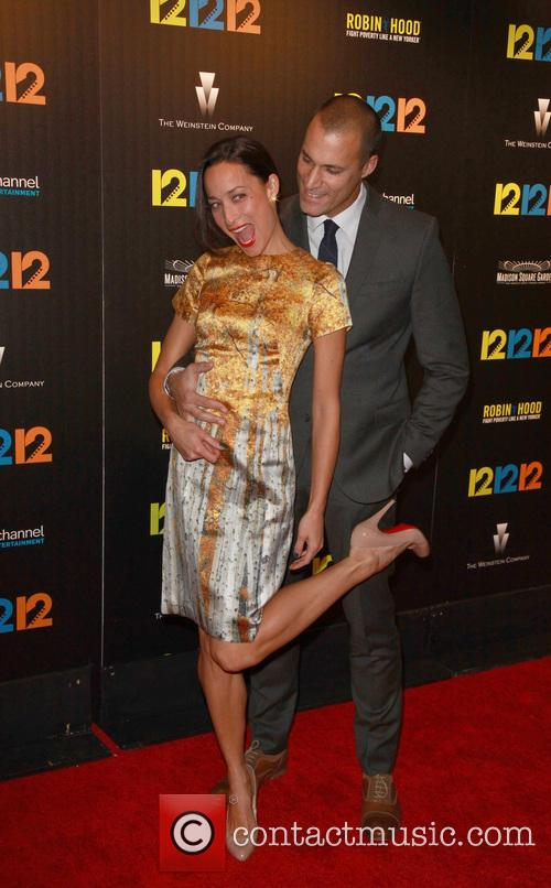 Cristen Barker and Nigel Barker 1