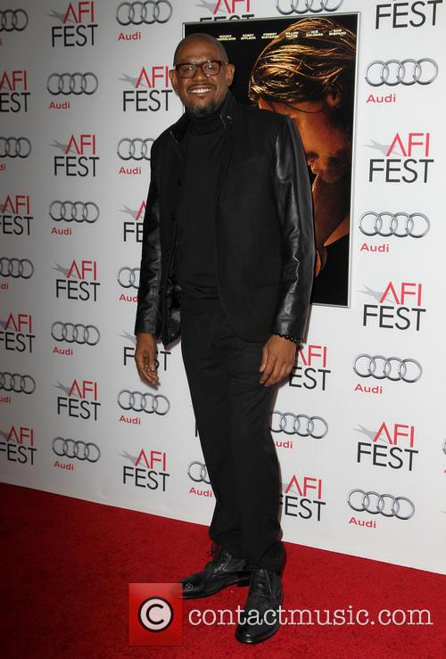 Forest Whitaker, TCL Chinese Theatre