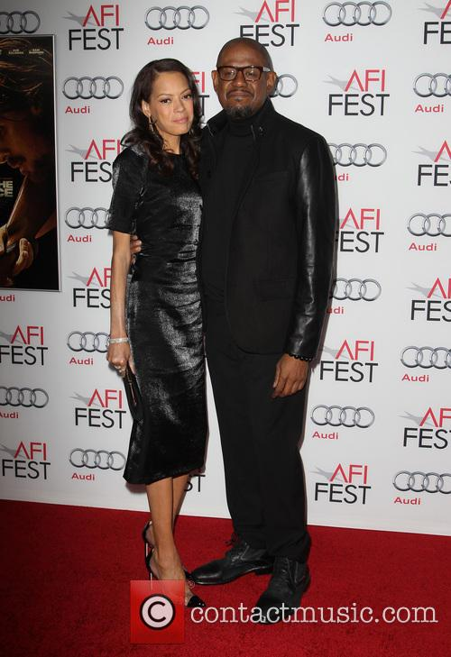 Keisha Nash Whitaker and Forest Whitaker 2