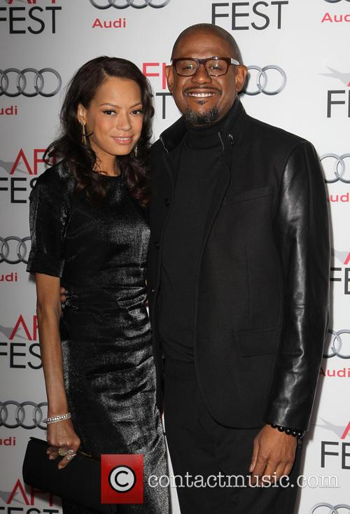 Keisha Nash Whitaker and Forest Whitaker 4