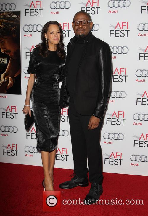 Keisha Nash Whitaker and Forest Whitaker 5