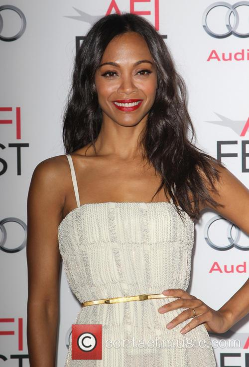 zoe saldana afi fest 2013 presented by 3945707
